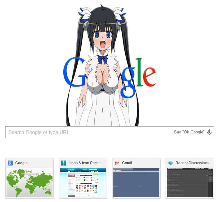 google search google or type a url