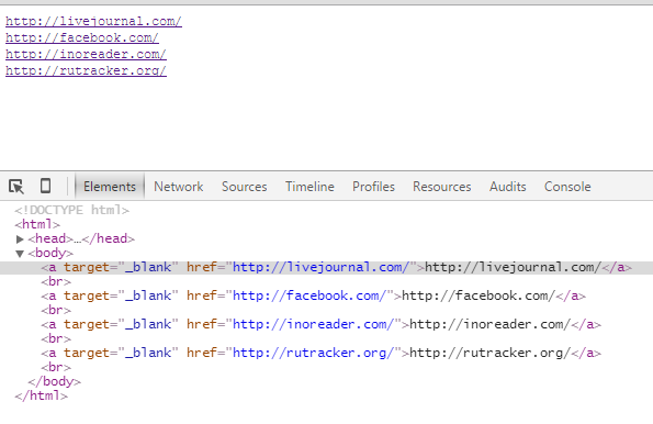Strange bug in the Stylish for Chrome — forum userstyles org